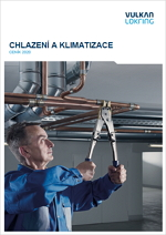 Vulkan Lokring Refrigeration and Air Conditioning- Chlazení a klimatizace